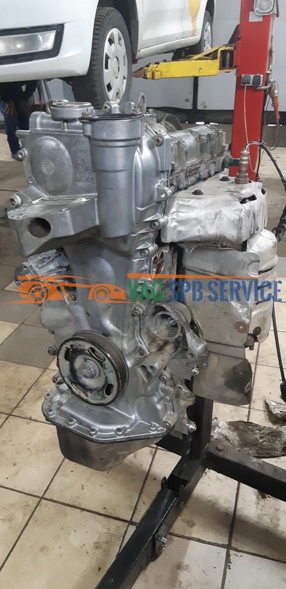 капитальный ремонт двигателя в СПБ
