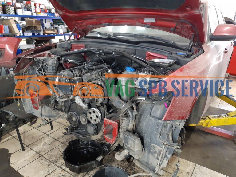 капитальный ремонт двигателя в Санкт-Петербурге