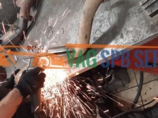 ремонт выхлопной системы ВАГ СПБ