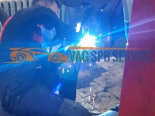 ремонт ходовой ВАГ СПБ
