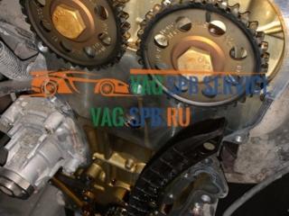 VW замена цепи ГРМ в СПБ
